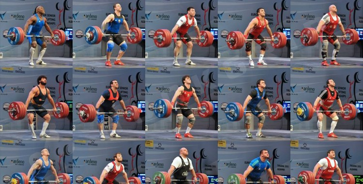 Proper Back Angles During the Pull