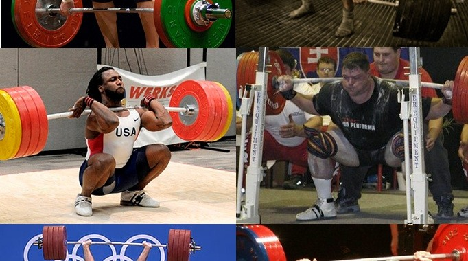 Competition Differences: Powerlifting and Weightlifting