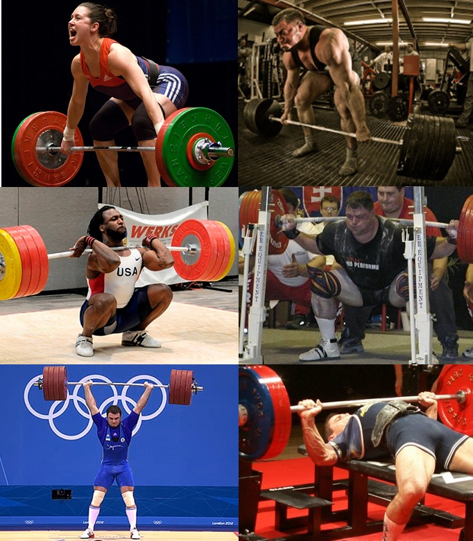 The Difference Between Powerlifting And Resistance: Competition Differences: Powerlifting And Weightlifting